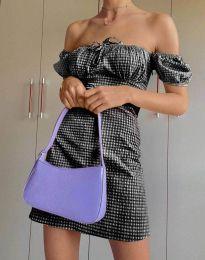 Фустан - код 2594 - 2 - црна
