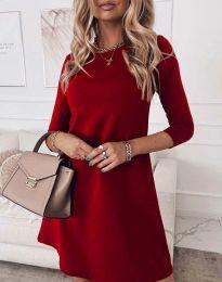 Фустан - код 8201 - црвена