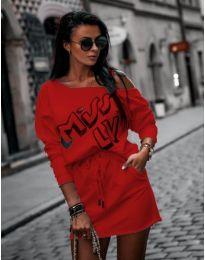 Фустан - код 274 - црвена