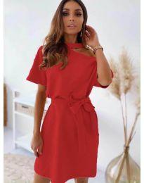 Фустан - код 0006 - црвена