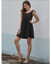 Фустан - код 2255 - црна