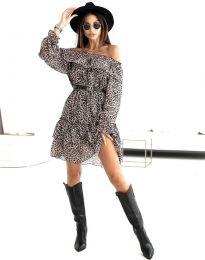 Фустан - код 5179 - шарена