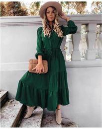 Фустан - код 5150 - путер зелена