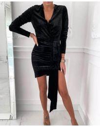 Фустан - код 62688 - 2 - црна