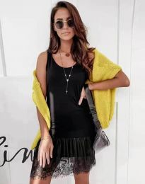 Фустан - код 2994 - црна