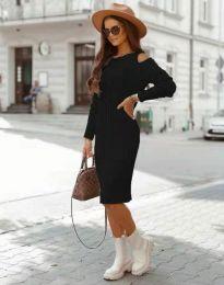 Фустан - код 8203 - црна