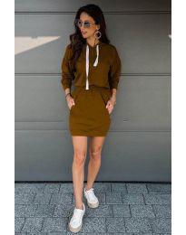 Фустан - код 999 - кафеава