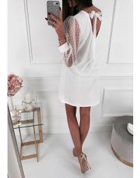 Фустан - код 144 - бела
