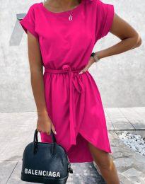 Фустан - код 2074 - циклама