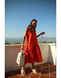 Фустан - код 8810 - црвена