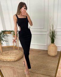 Фустан - код 1272 - црна