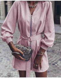 Фустан - код 820 - розова