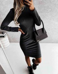 Фустан - код 9368 - црна