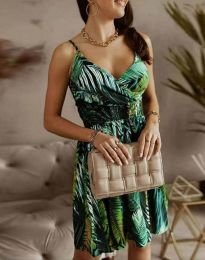 Фустан - код 2581 - шарена