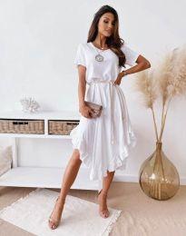 Фустан - код 11893 - бела