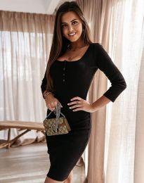 Фустан - код 1700 - црна
