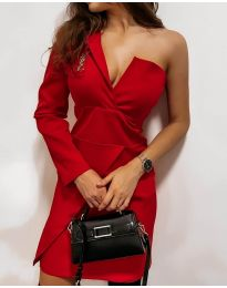 Фустан - код 7128 - црвена