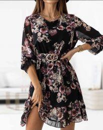 Фустан - код 0946 - шарена