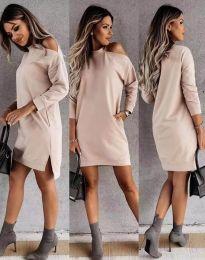 Фустан - код 0796 - кремова