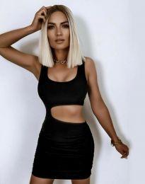 Фустан - код 12001 - црна