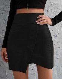 Сукња - код 1644 - црна