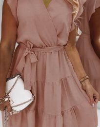 Фустан - код 2345 - пудра