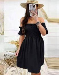 Фустан - код 1409 - црна