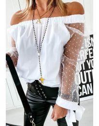 Блуза - код 114 - бела