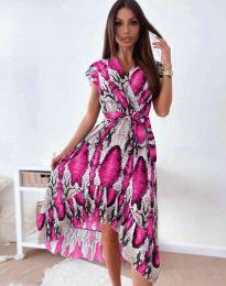 Фустан - код 4404 - 2 - шарена