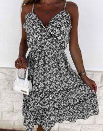 Фустан - код 3265 - шарена