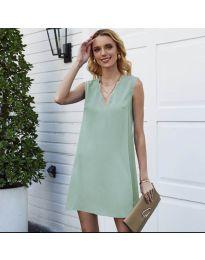 Фустан - код 1429 - светло зелено
