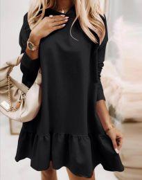 Фустан - код 9376 - црна