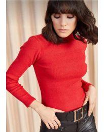 Блуза - код 11499 - црвена