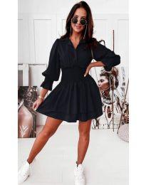 Фустан - код 1843 - црна