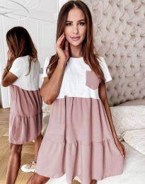 Фустан - код 2506 - пудра