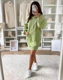 Фустан - код 2949 - зелена