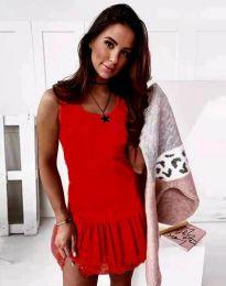 Фустан - код 2994 - црвена