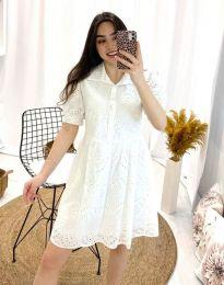 Фустан - код 0517 - 1 - бела