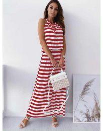 Фустан - код 1515 - црвена