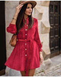 Фустан - код 3999 - црвена