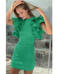 Фустан - код 939 - зелена