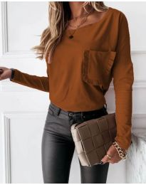 Блуза - код 4450 - 3