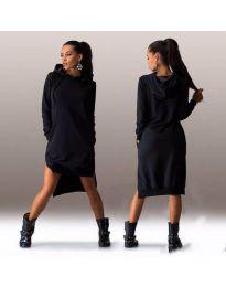 Фустан - код 122 - црна