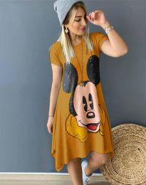 Фустан - код 2304 - 2 - окер