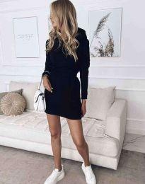 Фустан - код 7846 - црна