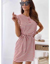 Фустан - код 6634 - црвена