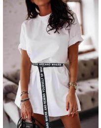Фустан - код 809 - бело