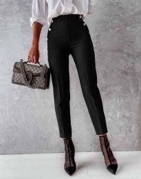 Панталони - код 4895 - црна