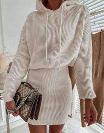 Фустан - код 0235 - кремова