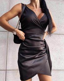 Фустан - код 4678 - црна